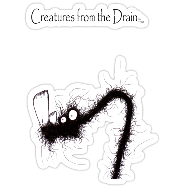 the creatures from the drain 31 by brandon lynch