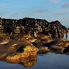 rock pools by Graham McAndrew