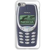 nokia 3310 cover iPhone Case/Skin