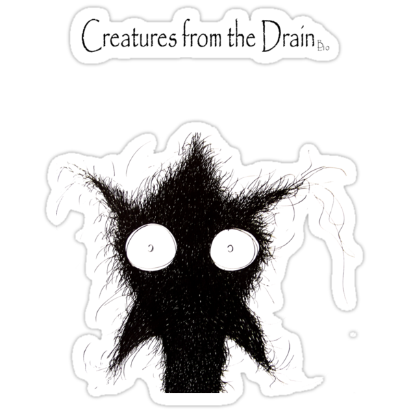 big creatures from the drain 8 by brandon lynch