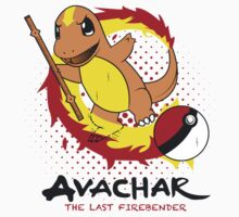 Avachar- The last Firebender One Piece - Short Sleeve