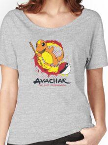 Avachar- The last Firebender Women's Relaxed Fit T-Shirt