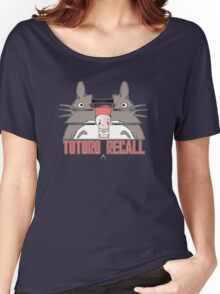 Totoro Recall Women's Relaxed Fit T-Shirt