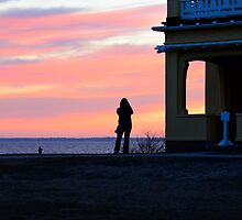 Picture Perfect Sunset by NikonJohn