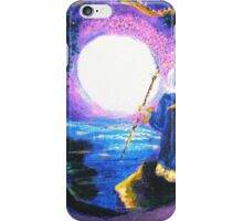Merlin's Moon iPhone Case/Skin