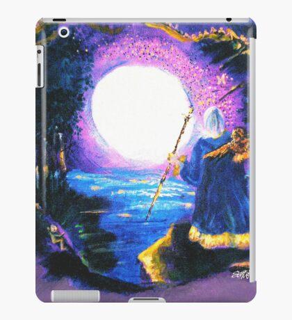 Merlin's Moon iPad Case/Skin