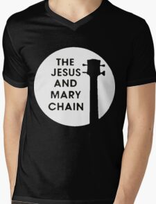 The Jesus and Mary Chain Mens V-Neck T-Shirt