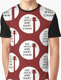 The Jesus and Mary Chain Graphic T-Shirt