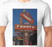 Drunk Corner Bar, Kalamaki, Zante Unisex T-Shirt