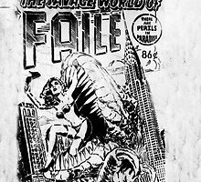 Extra ! The savage world of FAILE by areyarey