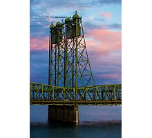 Skylight Bridge Photographic Print