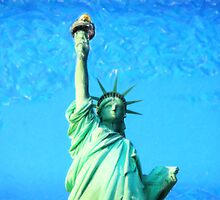 Statue of Liberty by Adam Asar