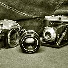 Cameras  by Rob Hawkins