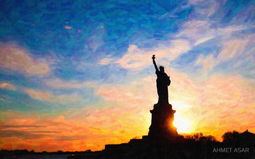 Statue Of Liberty USA by MotionAge Media