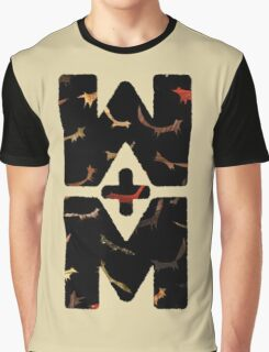 Walk The Moon Graphic T-Shirt
