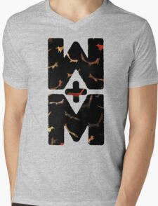 Walk The Moon Mens V-Neck T-Shirt