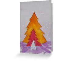Designed or Undesigned Greeting Card