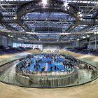 Sir Chris Hoy Velodrome || Emirates Commonwealth Arena, Glasgow by Anir Pandit