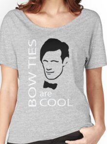 Doctor Bowtie Women's Relaxed Fit T-Shirt