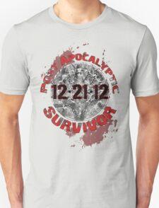 Post Apocalyptic Survivor Unisex T-Shirt