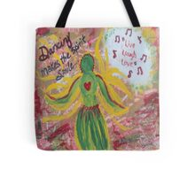 Culture Dance Tote Bag