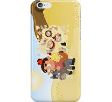 Ali Baba and the 40 thieves (Arabian nights) iPhone Case/Skin