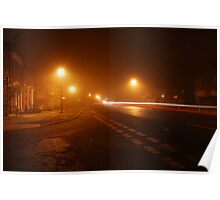 Ilford by Night Poster
