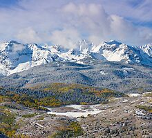 Autumn Snowfall by Gary Gray
