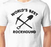 World's Best Rockhound Unisex T-Shirt