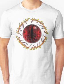 Another Eye in Elvish Lettering Unisex T-Shirt