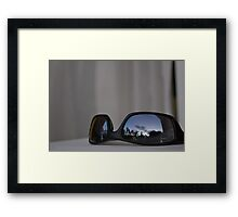 Eye Spy Framed Print