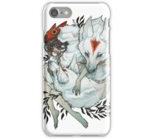Wolf Child iPhone Case/Skin