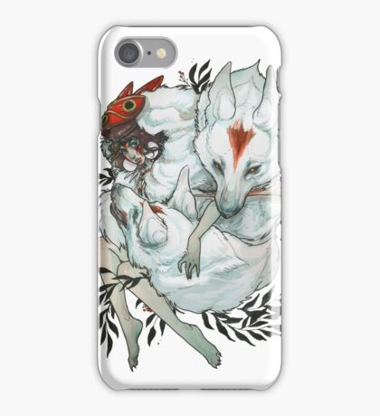 Wolf Child iPhone Case/Skin