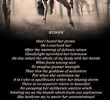 Woman by Leon A.  Walker