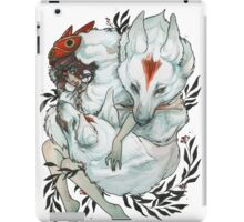 Wolf Child iPad Case/Skin