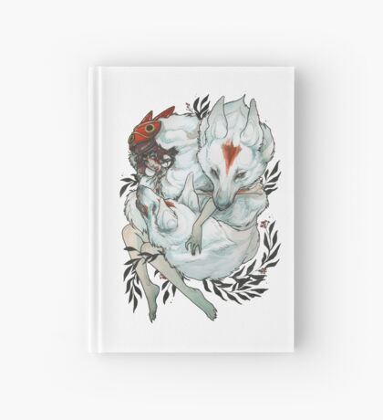 Wolf Child Hardcover Journal