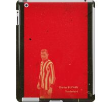 Charlie Buchan - Sunderland iPad Case/Skin