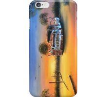 Sunset Wreck iPhone Case/Skin