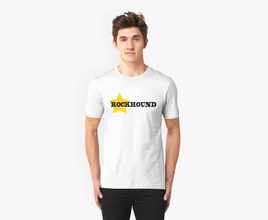 Rockhound Star by SportsT-Shirts