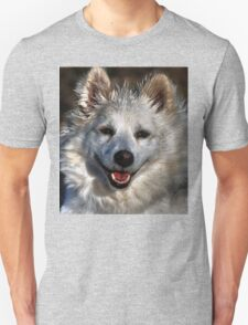 American Eskimo Unisex T-Shirt