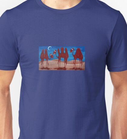 Camel Night Unisex T-Shirt