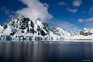 Reflecting on Antarctica 032 by Karl David Hill