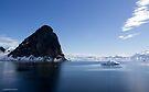 Reflecting on Antarctica 034 by Karl David Hill