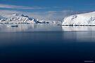 Reflecting on Antarctica 035 by Karl David Hill