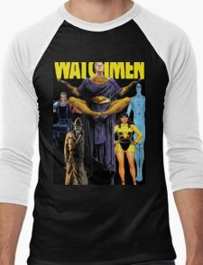 Watchmen  Men's Baseball ¾ T-Shirt