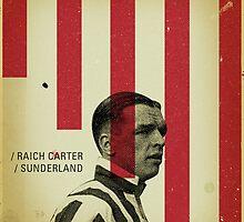 Raich Carter - Sunderland by homework