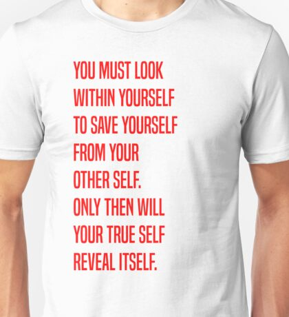 Zuko - Yourself Unisex T-Shirt