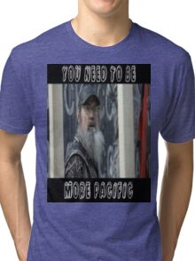 Si Robertson Pacific Tri-blend T-Shirt
