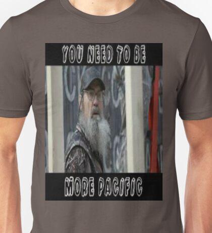 Si Robertson Pacific Unisex T-Shirt