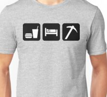 Eat Sleep Rockhound Unisex T-Shirt